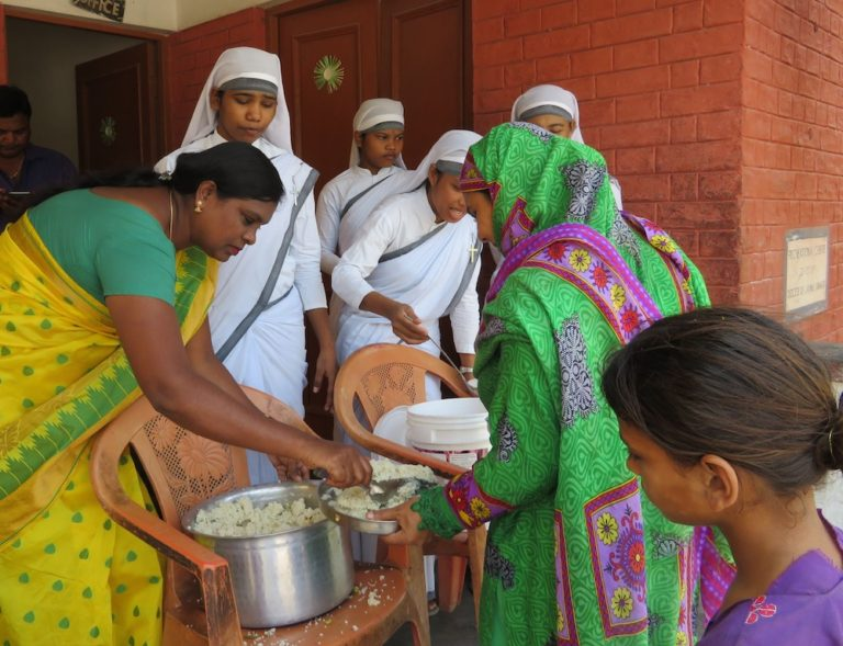 Hot Meals and Food Packets Serve Impoverished Communities With Message of God's Love
