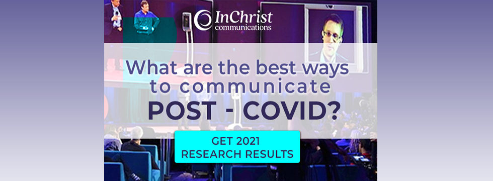 Get the 2021 Post COVID Communication Results Graphic